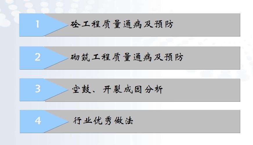 混凝土工程、砌筑工程质量通病防治及行业优秀做法展示.ppt