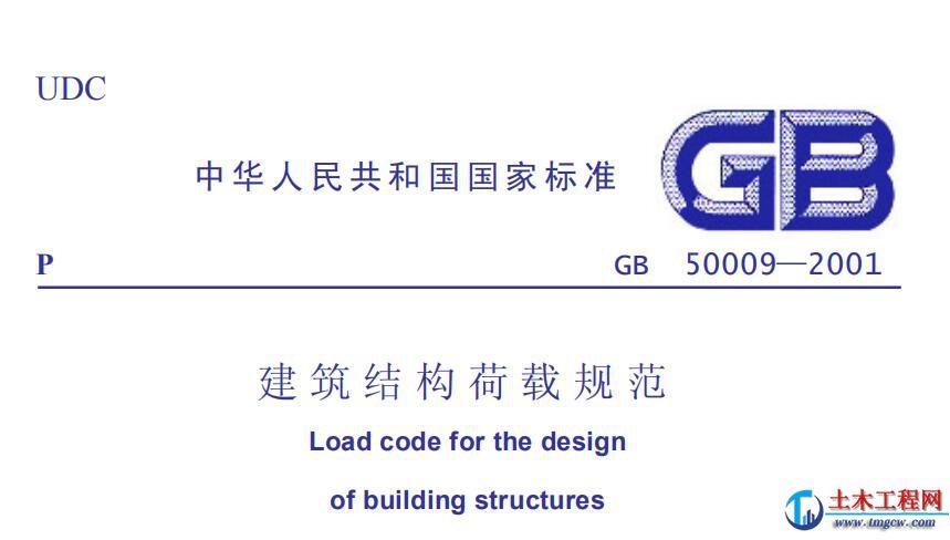 GB50009-2001建筑结构荷载规范.chm
