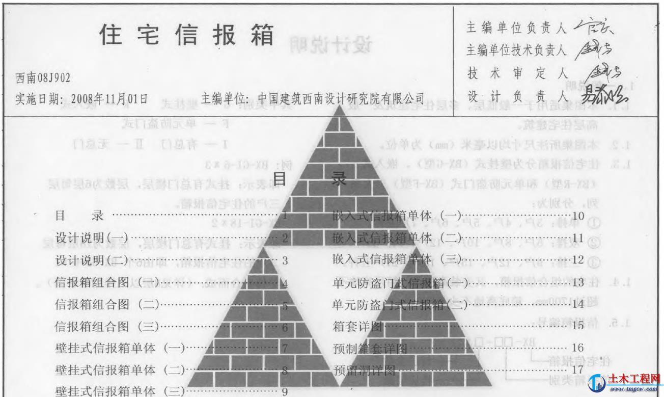 西南08J902_住宅信报箱.pdf