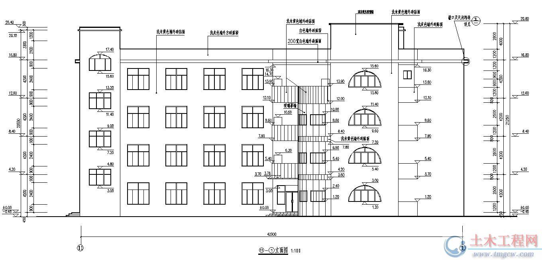 4层3458平米湖南长沙某科技楼毕业设计全套含施组工程量清单