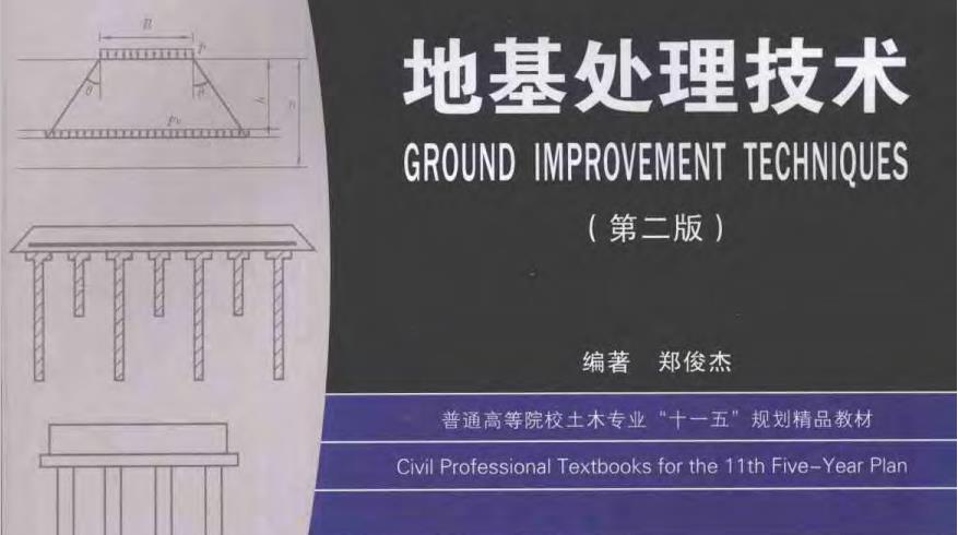 地基处理技术 第二版