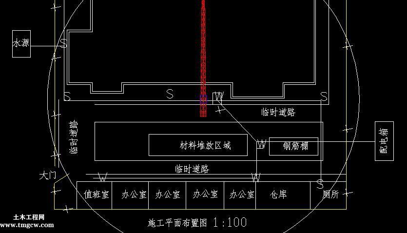 南京某5层教堂施工组织设计及工程量清单报价