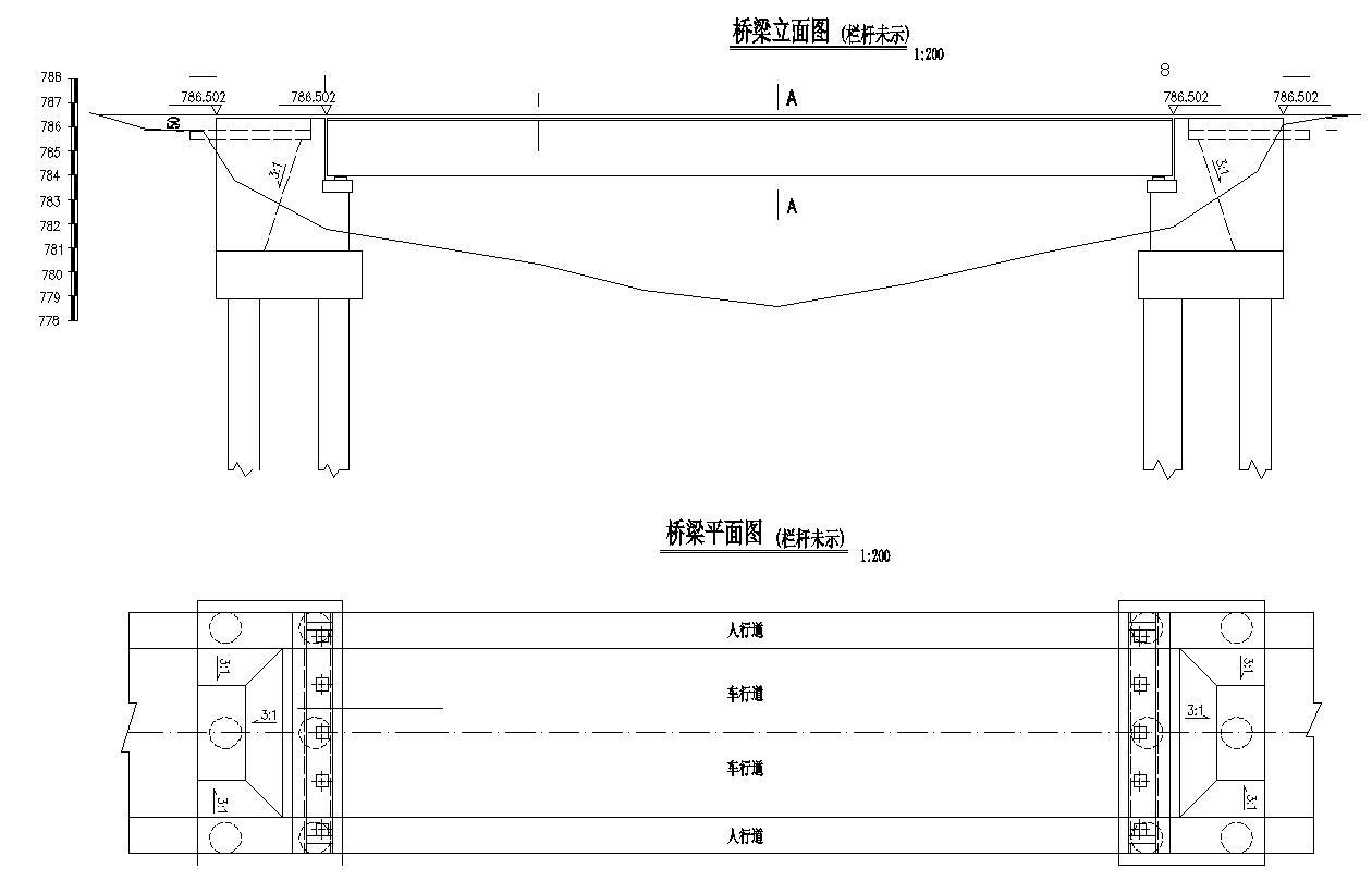 某Ⅰ级35m预应力简支梁桥城市快速路毕业设计
