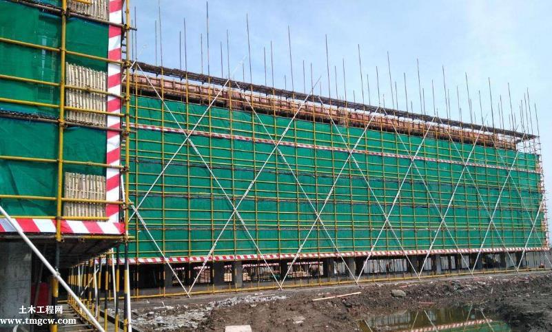 建筑工程中高支模施工工艺