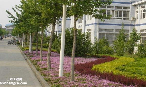 大学校园景观设计思路与路径