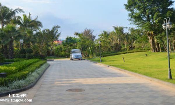 探讨园林风景规划中园林道路的设计
