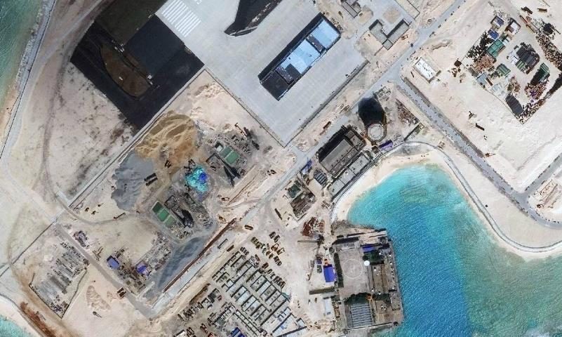 浅议吹填造陆工程的施工工艺及质量控制