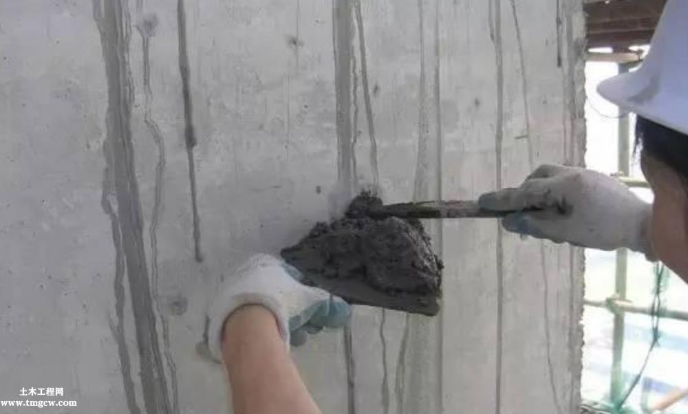 只需5步,外墙螺杆洞封堵一次到位!操作简单,效果显著