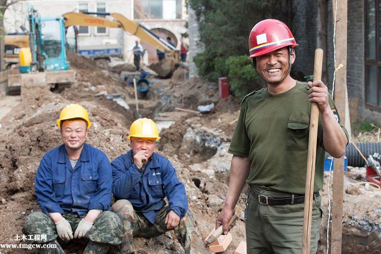 建筑工地的农民工,你真的了解吗?